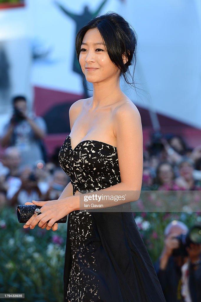 'Under The Skin' Premiere - The 70th Venice International Film Festival
