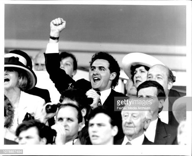 Lee Freedman. April 3, 1993. .