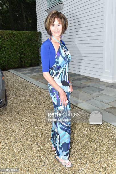 Lee Fryd attends Katrina and Don Peebles Host NY Mission Society Summer Cocktails at Private Residence on July 7 2017 in Bridgehampton New York