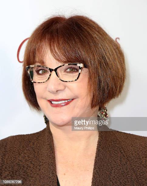 Lee Garlington arrives at Lifetime's Christmas Harmony Premiere at Harmony Gold Theater on November 7 2018 in Los Angeles California