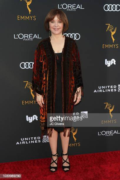 Lee Garlington attends the Television Academy Honors Emmy Nominated Performers at Wallis Annenberg Center for the Performing Arts on September 15...