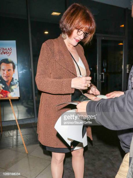 Lee Garlington is seen on November 07, 2018 in Los Angeles, California.