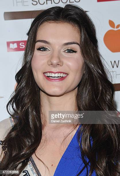 K Lee Graham attends the Wellness In The Schools 10th Anniversary Gala at Riverpark on May 5 2015 in New York City