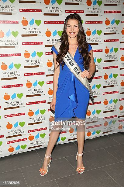 K Lee Grant attends the Wellness In The Schools 10th Anniversary Gala at Riverpark on May 5 2015 in New York City