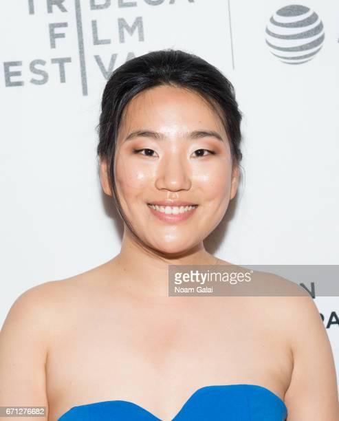 Lee Hajin attends the 'AlphaGo' premiere during 2017 Tribeca Film Festival at Spring Studios on April 21 2017 in New York City