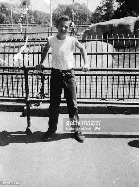 Lee Harvey Oswald at the Zoo