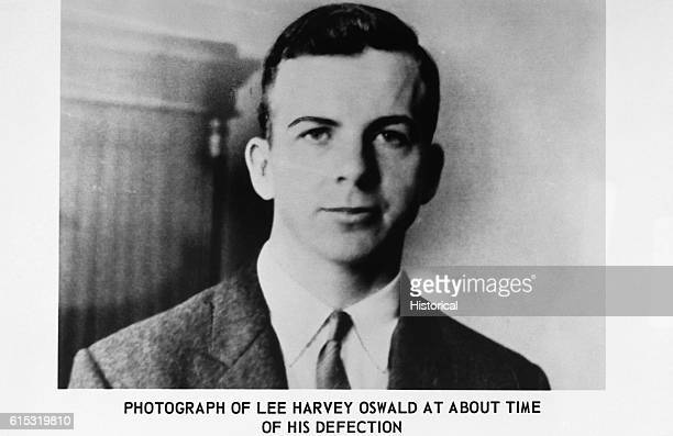 Lee Harvey Oswald left the US marines in 1959 and defected to the USSR Included as an exhibit for the Warren Commission