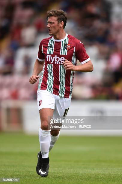 Lee Holmes Exeter City