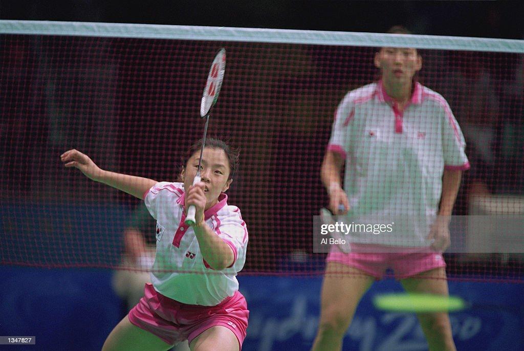 Olympic Women's Badminton : News Photo