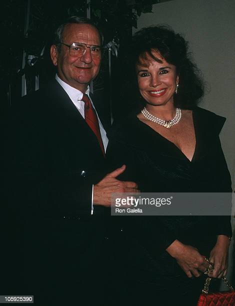 Lee Iacocca and Darrien Earle during Steel Magnolias New York City Premiere at Ziegfeld Theater in New York City New York United States