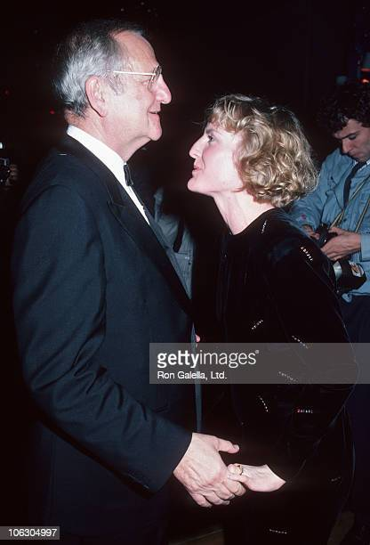 Lee Iacocca and Lia Iacocca during Statue of Liberty Centennial Gala at Lincoln Center in New York City New York United States