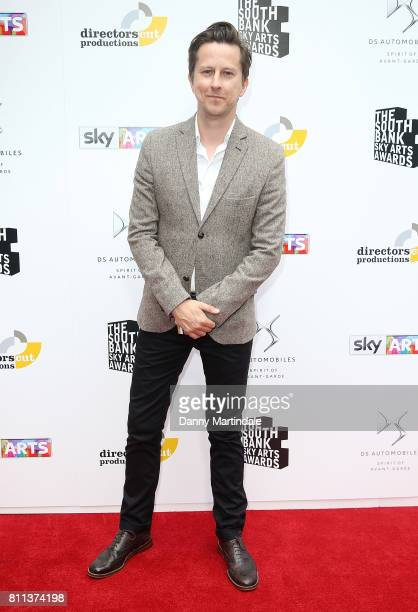 Lee Ingleby attending The Southbank Sky Arts Awards 2017 at The Savoy Hotel on July 9 2017 in London England