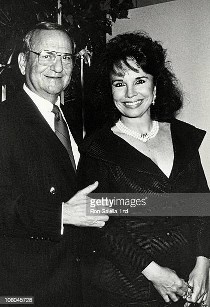 Lee Iococca and Darrien Earle during Premiere Party for Steel Magnolias at New York Hilton Hotel in New York City New York United States