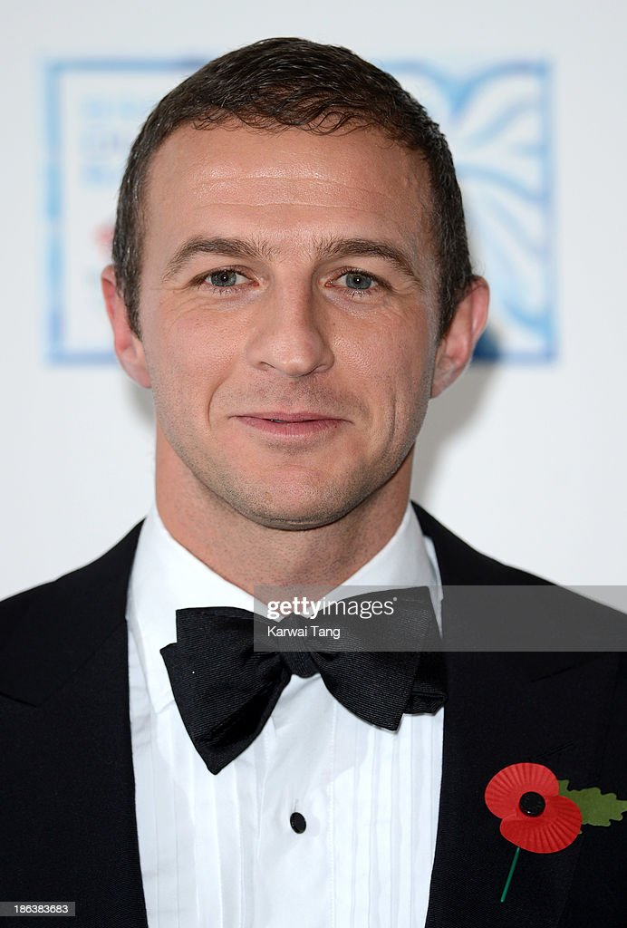 Lee Jackson attends the British Olympic Ball at The Dorchester on October 30, 2013 in London, England.