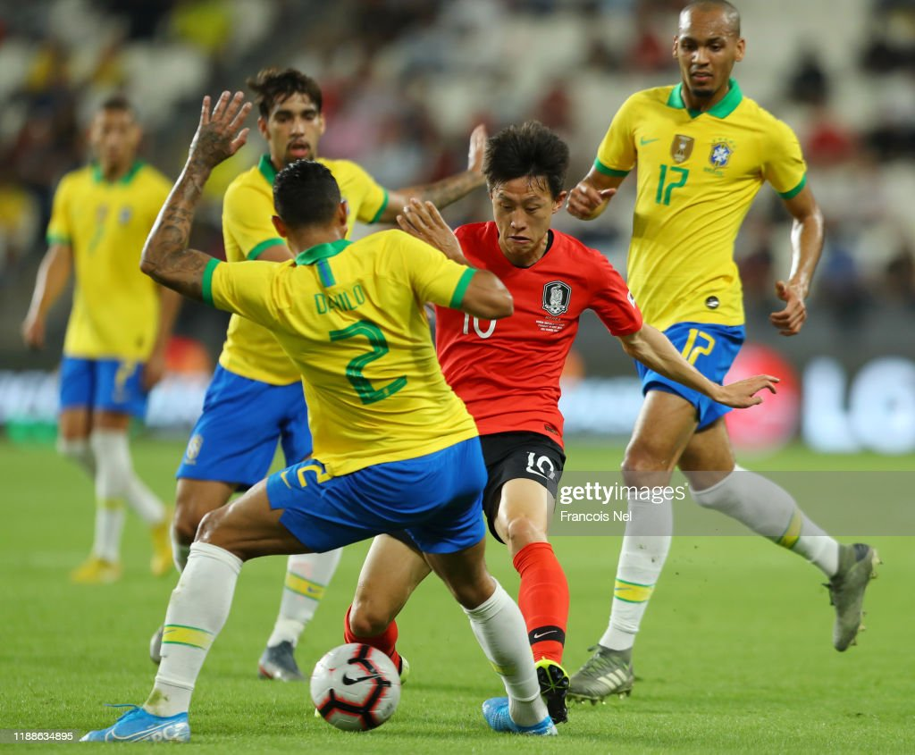 Brazil v Korea Republic - International Friendly : News Photo