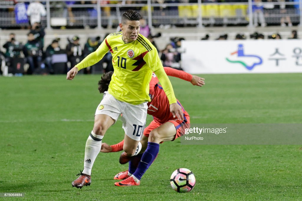 South Korea v Colombia - International Friendly : News Photo