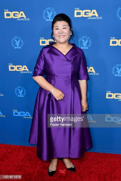 Lee Jeongeun arrives for the 72nd Annual Directors Guild Of America Awards at The Ritz Carlton on January 25 2020 in Los Angeles California