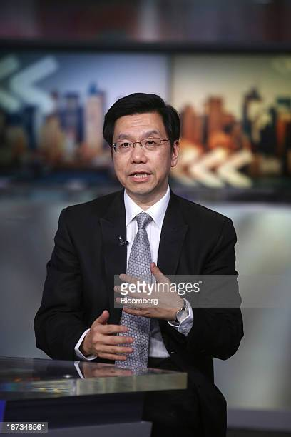 Kai Fu Lee Stock Photos and Pictures   Getty Images