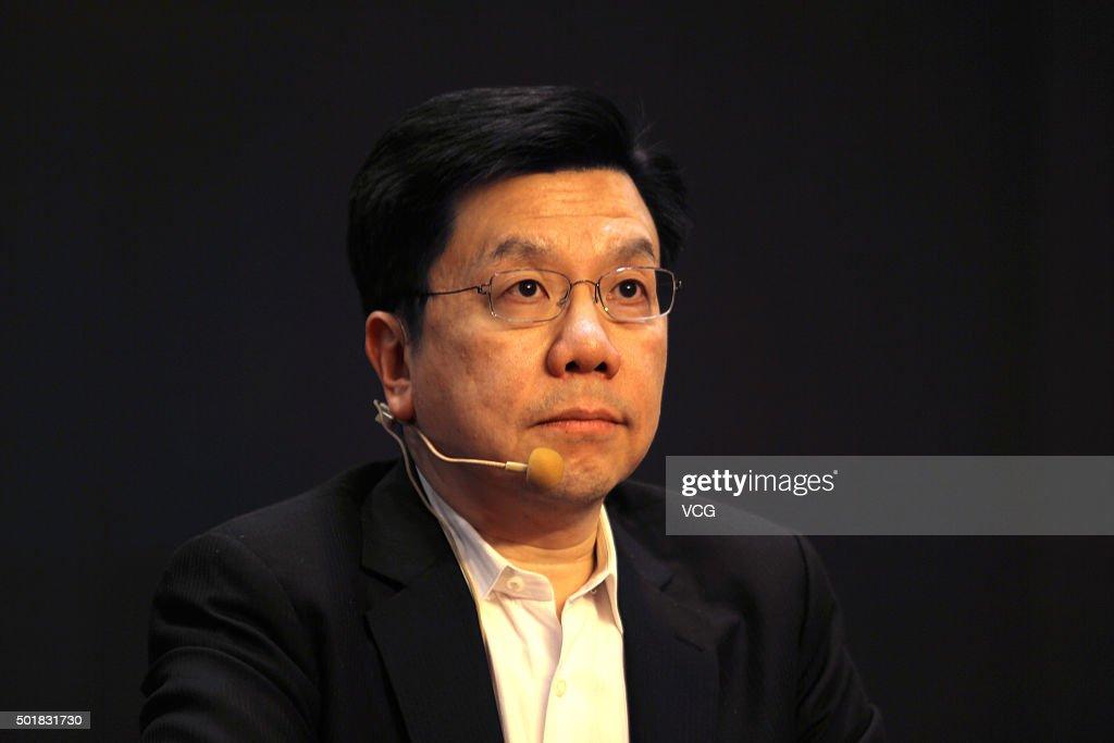 Kai-fu Lee Speaks In Wuhan