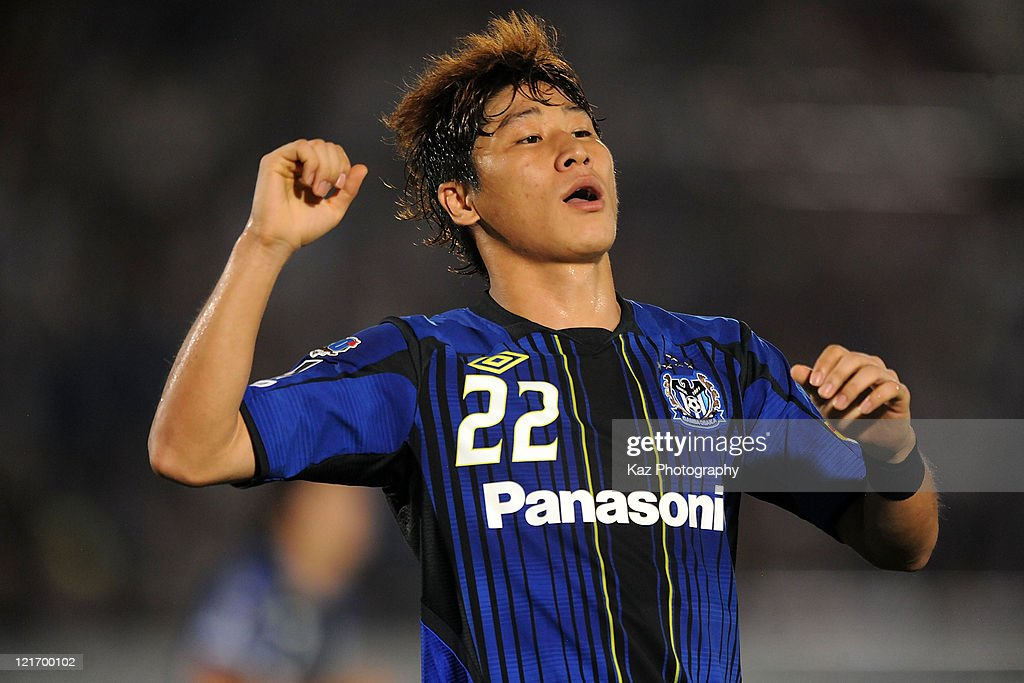 Gamba Osaka v Nagoya Grampus - J.League