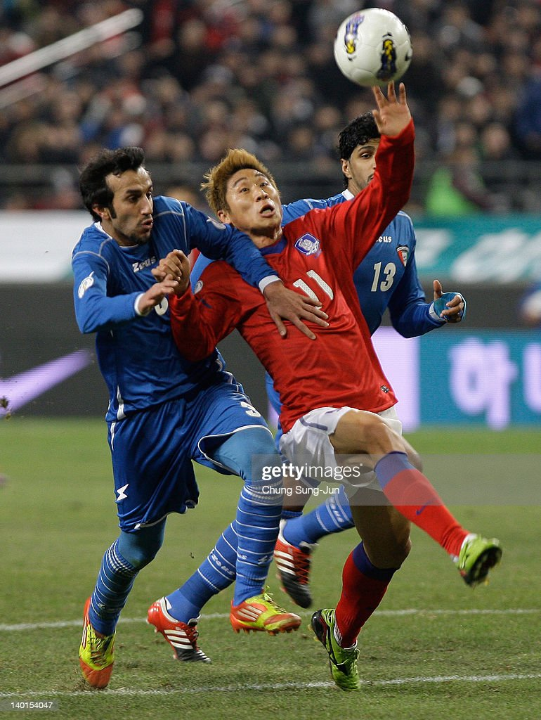 South Korea v Kuwait - 2014 FIFA World Cup Asian Qualifier