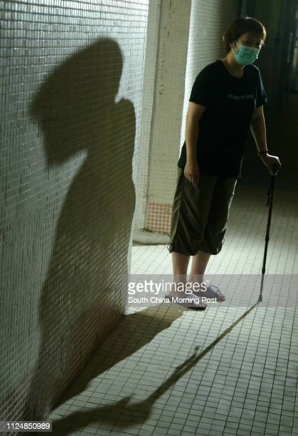 Lee Kitkwan is a recovered SARS patient suffering from avascular necrosis a bone disease that stops blood flow to bones She has been bound to her...