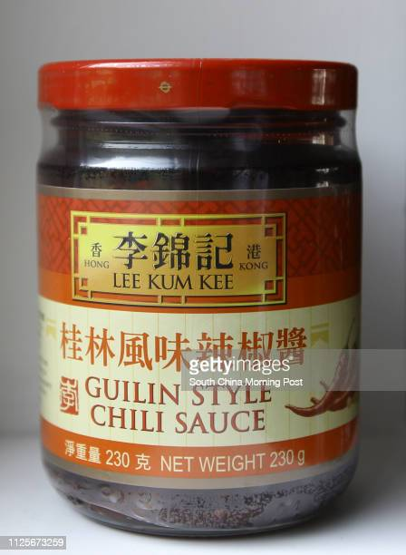 Lee Kum Kee Guilin Style Chili Sauce 04DEC13