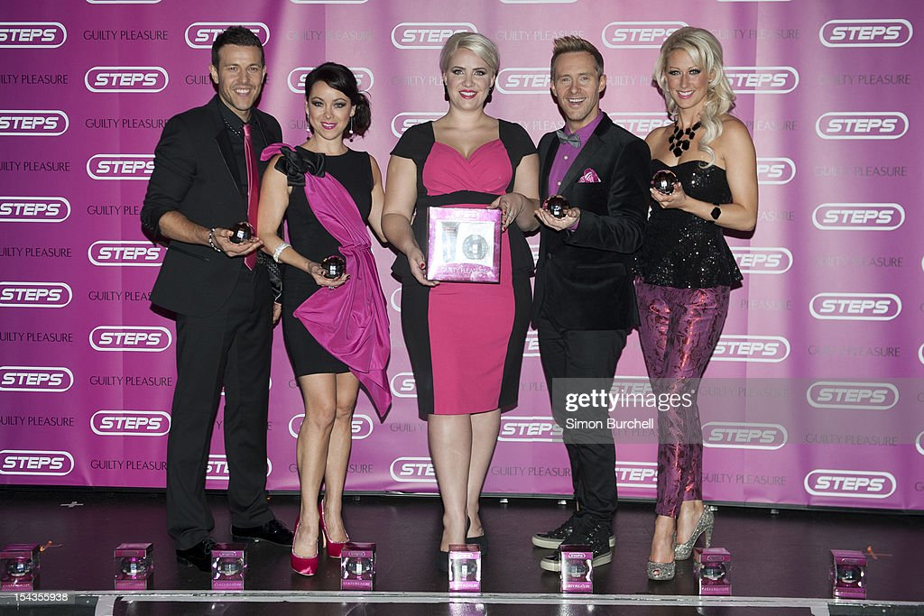 Steps Perfume Launch
