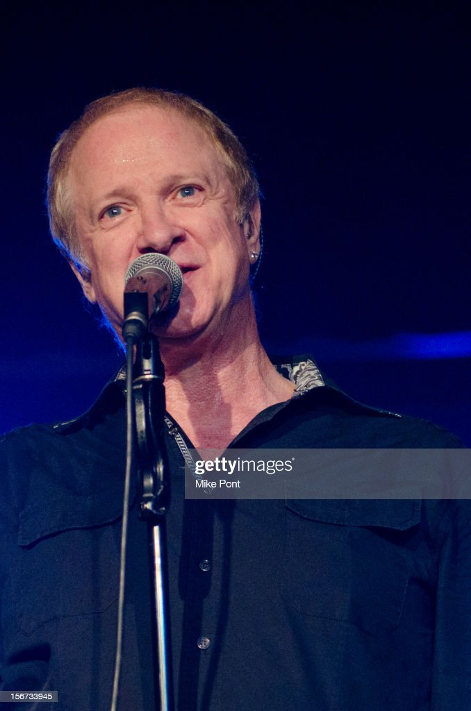 Lee Loughnane of the rock band Chicago performs during the Musician's On Call 2012 Benefit at B.B. King Blues Club & Grill on November 19, 2012 in New York City.