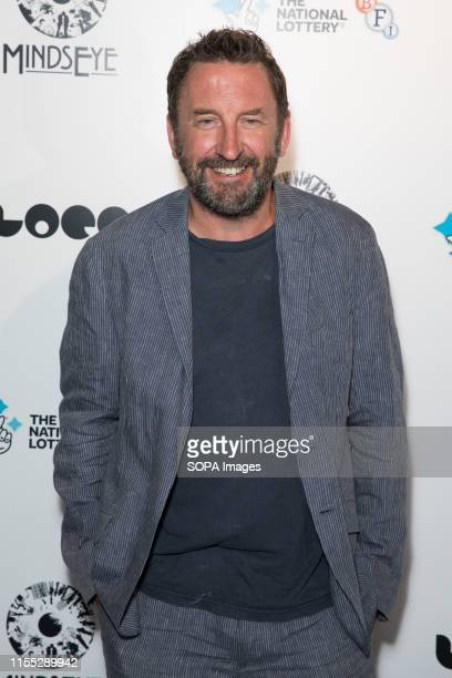 Lee Mack attends a Horrible Histories The Movie Rotten Romans Premiere at the BFI Southbank during the Opening Night Premiere in London