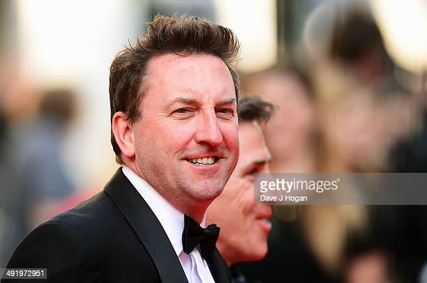 Lee Mack attends the Arqiva British Academy Television Awards at Theatre Royal on May 18 2014 in London England