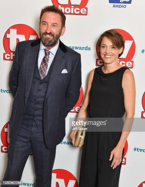 Lee Mack attends the TV Choice Awards at The Dorchester on September 10 2018 in London England