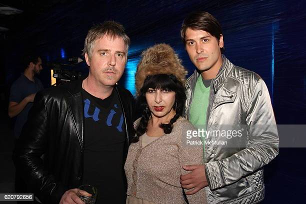 Lee Mack Colette and Kevin Baker attend SMART Celebrates 'Sideways' A New Book Featuring Artworks by 100 Contributors at 7 World Trade Center on...