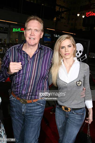 Lee Majors and Faith Majors during World Premiere of Paramount Pictures' Jackass Number Two at Grauman's Chinese Theatre in Los Angeles California...