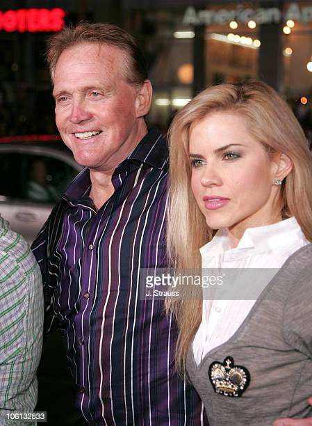 """Lee Majors and guest during """"Jackass: Number Two"""" Los Angeles Premiere - Arrivals at Grauman's Chinese Theatre in Hollywood, California, United..."""
