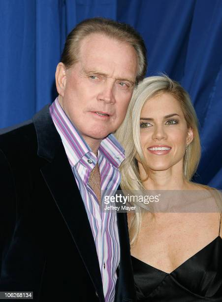 Lee Majors and wife Faith during 2005 Taurus World Stunt Awards Arrivals in Los Angeles California United States