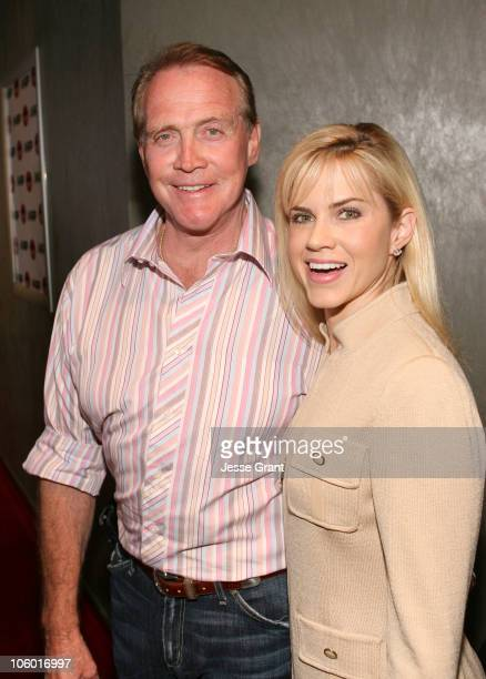 Lee Majors and wife Faith Majors during Boynton Beach Club Los Angeles Premiere Red Carpet at Pacific Design Center in West Hollywood California...