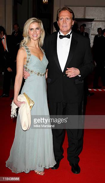 Lee Majors arrives at the Orange British Academy Film Awards 2008 held at the Royal Opera House on February 10, 2008 in London, England.