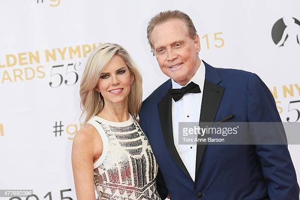 Lee Majors attends the 55th Monte Carlo TV Festival Closing Ceremony and Golden Nymph Awards at the Grimaldi Forum on June 18 2015 in MonteCarlo...