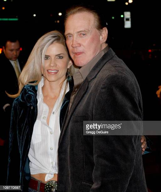 Lee Majors during I Walk the Line A Night for Johnny Cash Day 2 Arrivals at Pantages Theatre in Hollywood California United States