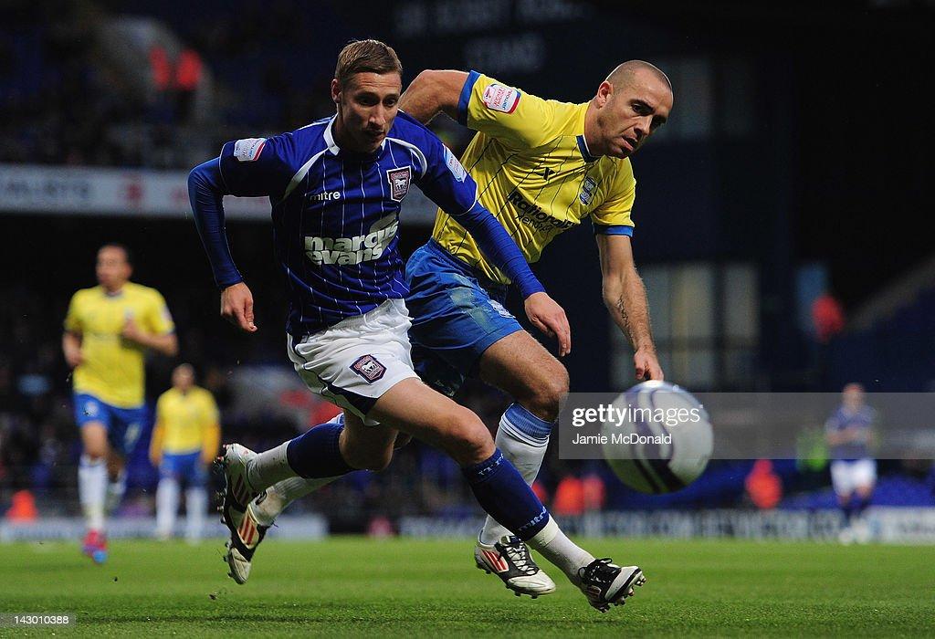 Ipswich Town v Birmingham City - npower Championship : News Photo