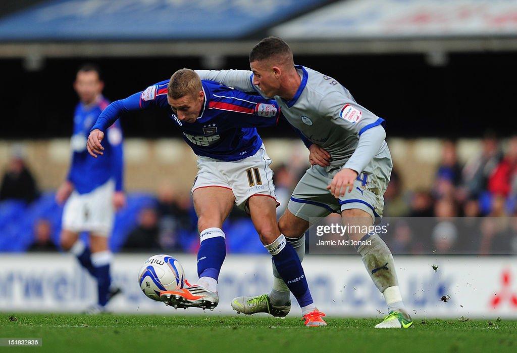 Ipswich Town v Sheffield Wednesday - npower Championship