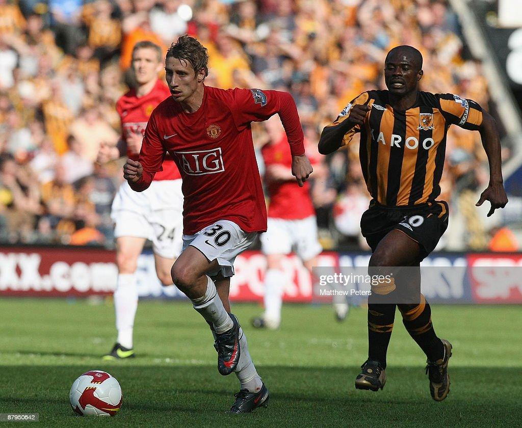 Hull City v Manchester United : News Photo