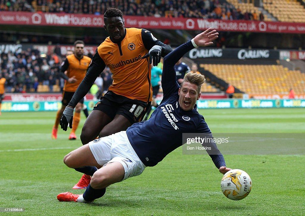 Wolverhampton Wanderers v Millwall - Sky Bet Championship