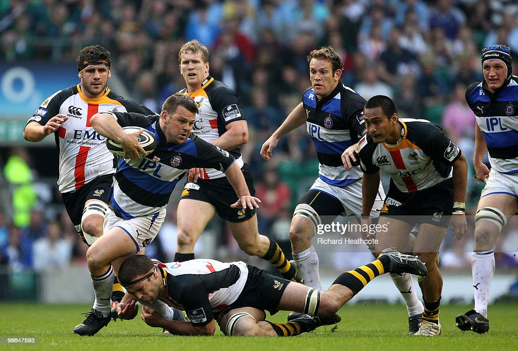 London Wasps v Bath - Guinness Premiership