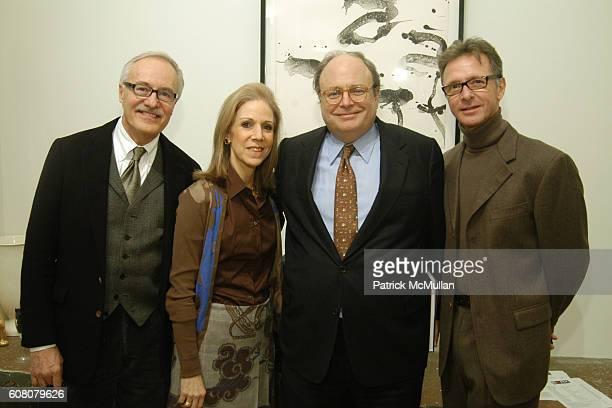 Lee Melahn Nancy Druckman Jim Druckman and Rick Shaver attend NYDC ARCHITECTURAL DIGEST Present BARK Celebrating Designers Best Friends at New York...