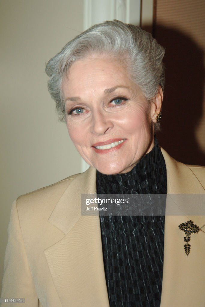 Lee Meriwether during 2006 TCA MTV Networks - Green Room at Ritz Carlton Hotel, Pavilion Room in Pasadena, California, United States.