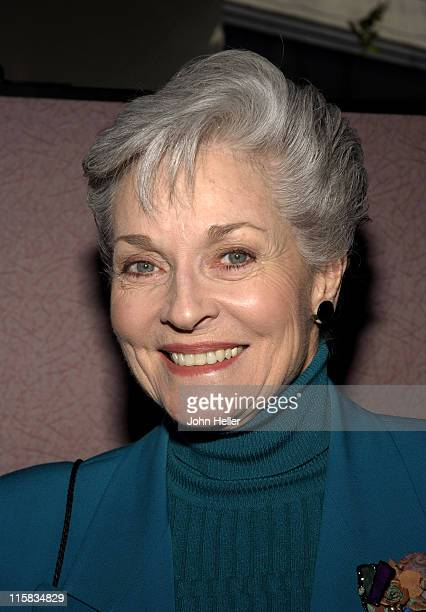 Lee Meriwether during Betty White Celebrity Roast a Fundraiser for Animal Welfare Presented by Actors And Others For Animals at Universal City Hilton...