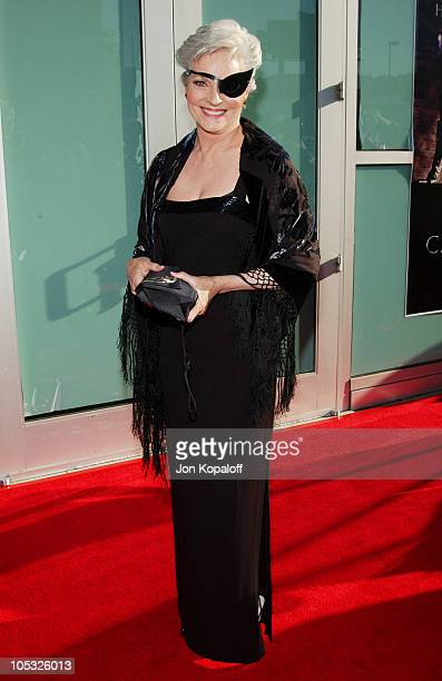 Lee Meriwether during Catwoman Los Angeles Premiere Arrivals at ArcLight Cinerama Dome in Hollywood California United States