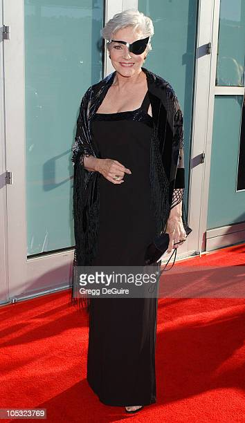 Lee Meriwether during Catwoman World Premiere Arrivals at Cinerama Dome in Hollywood California United States